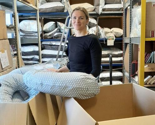 Ab jetzt gibt es alle Stillschnecken über meinen Partner Textilshop.at zu kaufen.